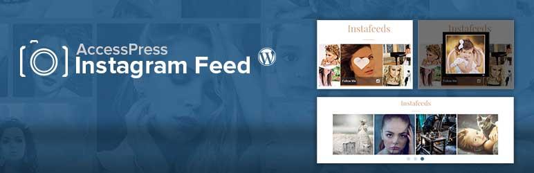 AccessPress WordPress Instagram Feed