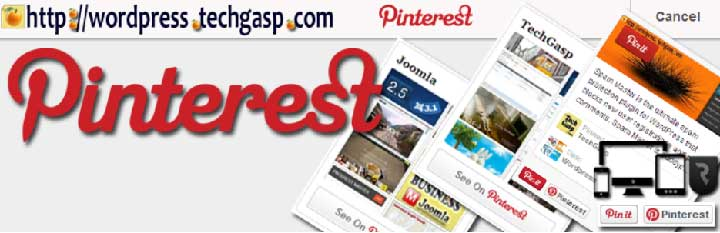 TechGasp Pinterest Master