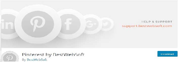 Pinterest by BestWebSoft