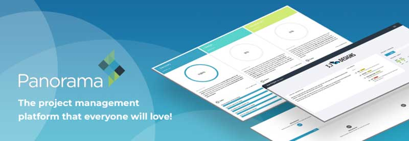 Panorama WordPress Project Management Plugin