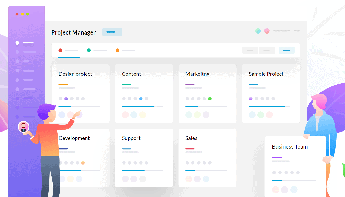 WP Project Manager by wedevs
