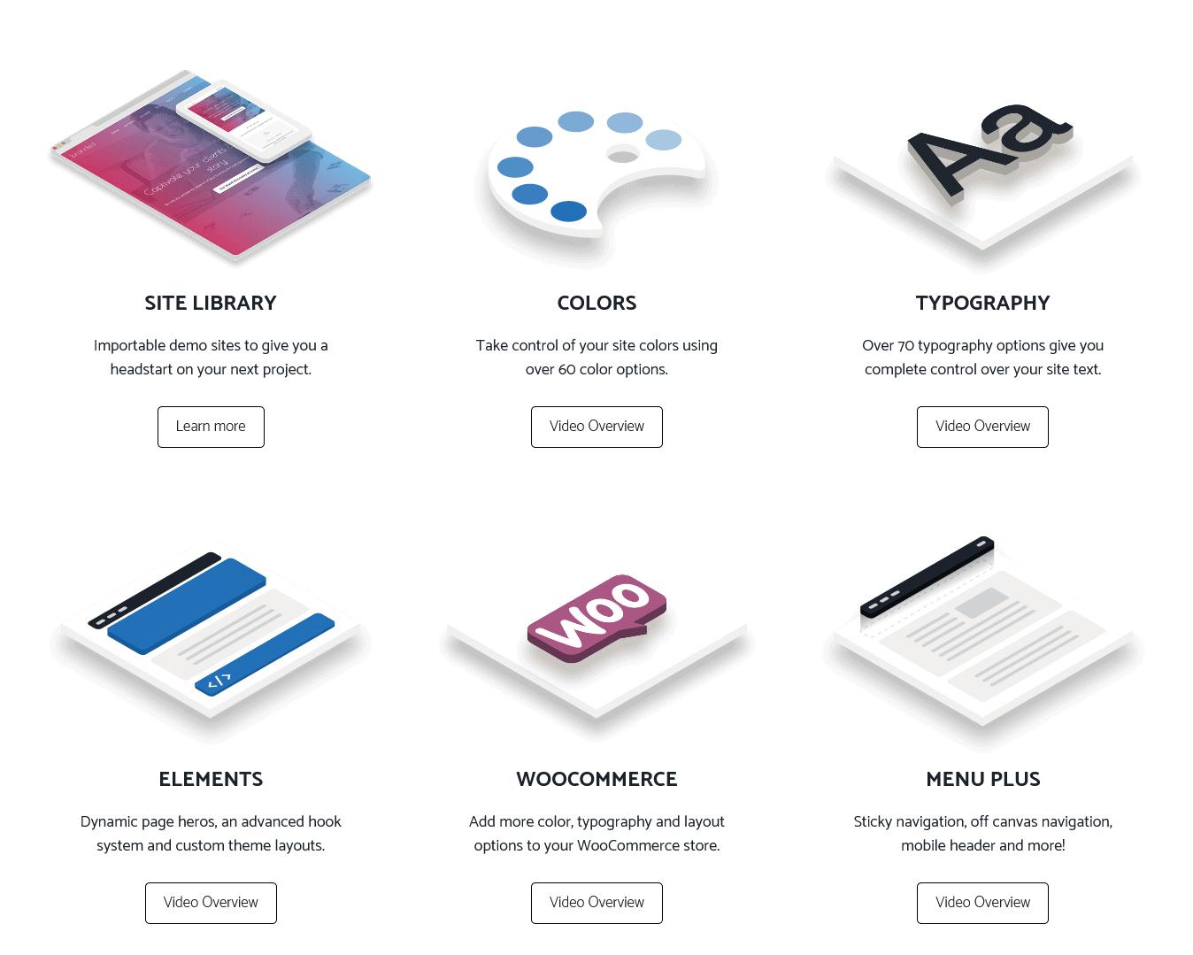 Generapress Premium Modules
