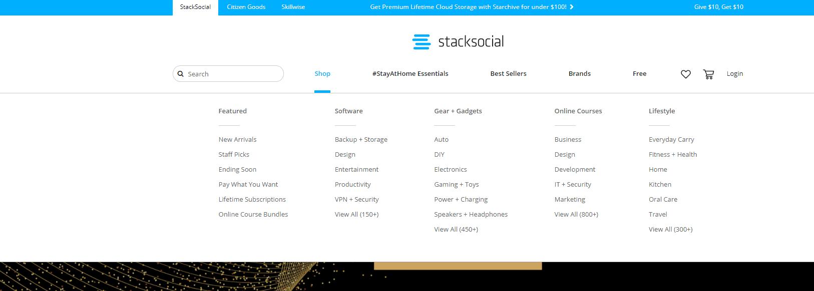 Stacksocial 1
