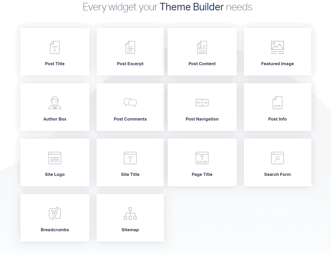 Them Builder Widget