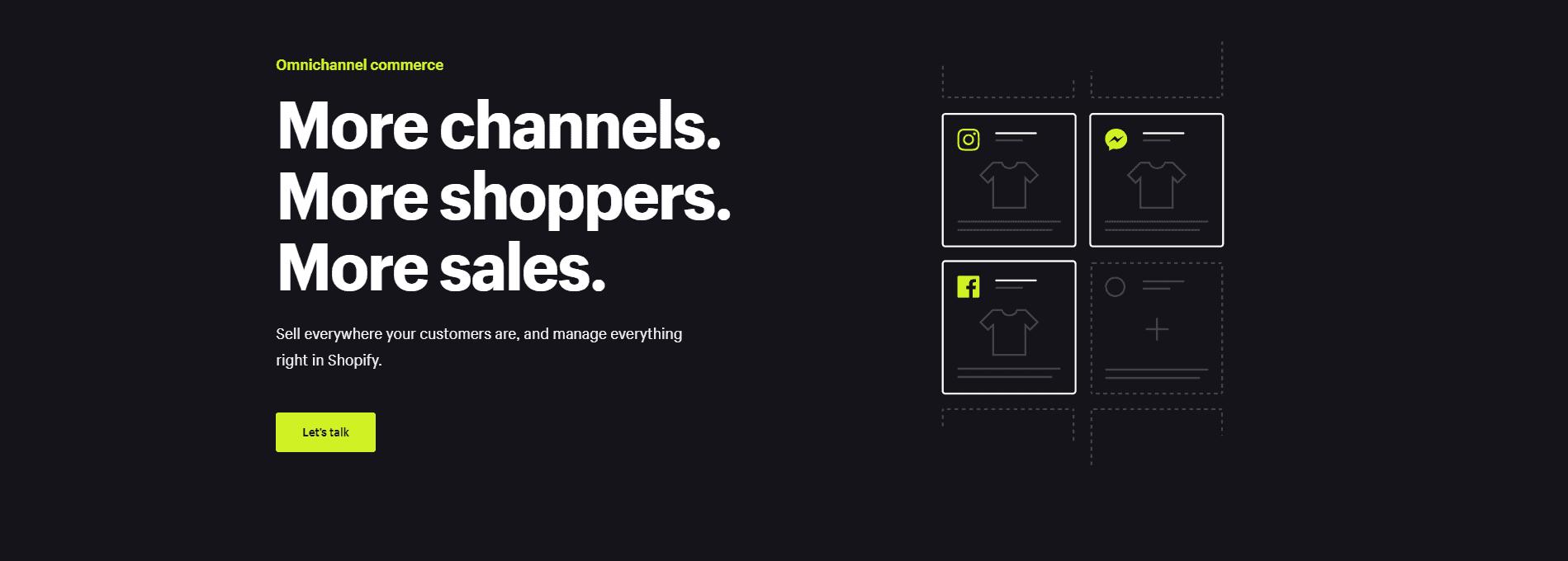 multi channel integration