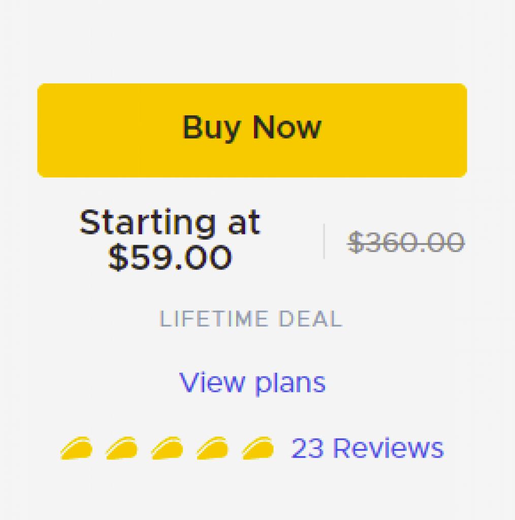 Sitejet pricing.